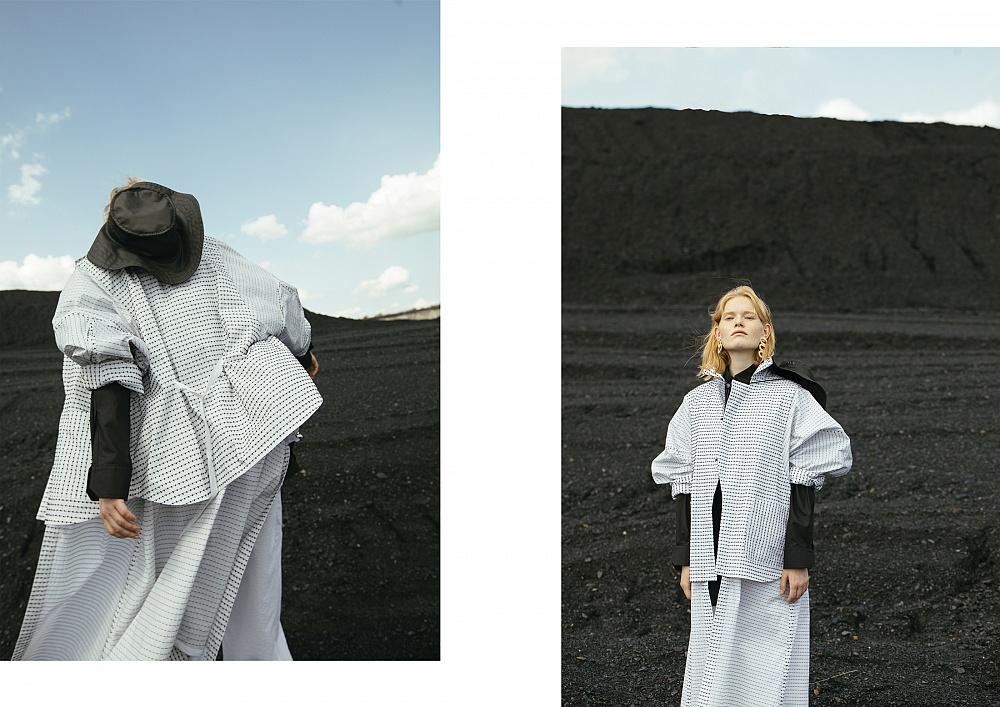 Тренды 2019: минимализм, белый цвет и осознанное потребление в съемке Przhonskaya