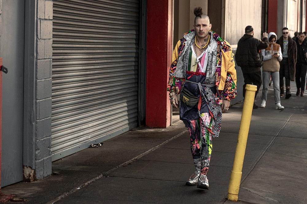 50fc14e4339 В Нью-Йорке официально стартовал модный марафон  впереди нас ждет целый  месяц показов