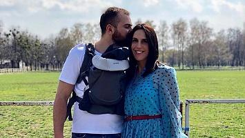 «Мой муж — супернянь, он и кормит, и подгузники меняет», — Джамала