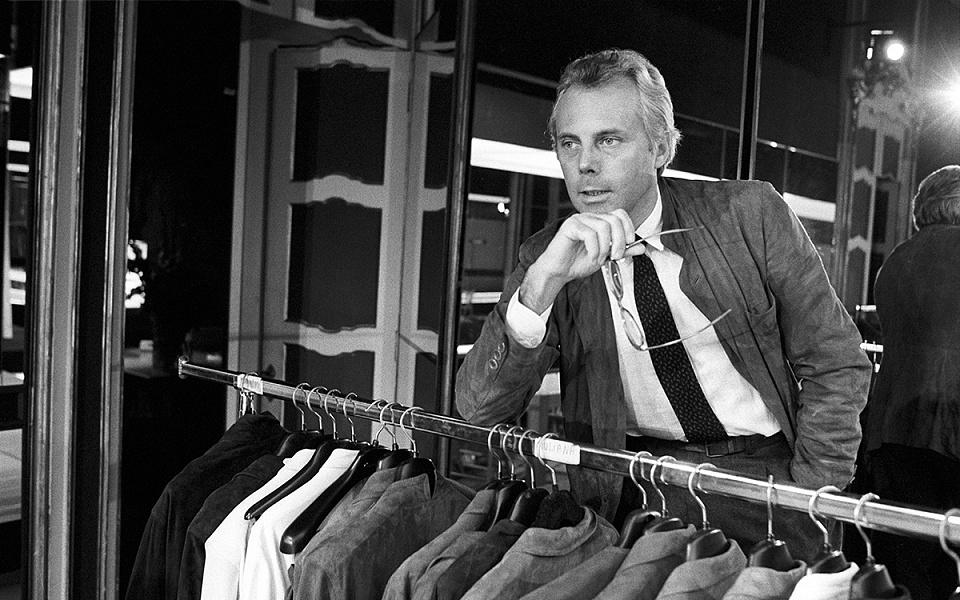 11 июля Джорджо Армани исполнилось 84 года. Человек, удивительным образом  воплотивший в себе талантливого дизайнера и удачливого бизнесмена, ... 63ce7c90fa4