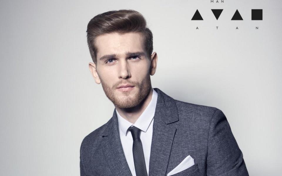 Андре Тан запускає новий бренд чоловічого одягу ATAN MAN cc12f840feaa4