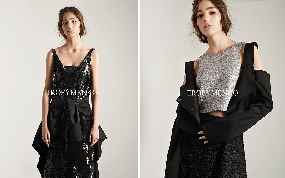 Туман и мрачные улицы Лондона стали отправной точкой в создании новой  осенне-зимней коллекции украинского бренда Trofymenko 69da2686a7e83
