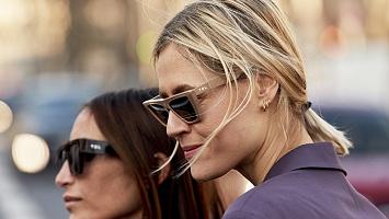Что носят самые стильные девушки Парижа, часть 1