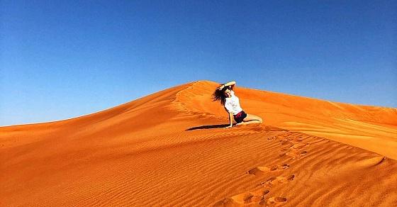 9 причин отправиться на отдых в Шарджу в Объединенных Арабских Эмиратах