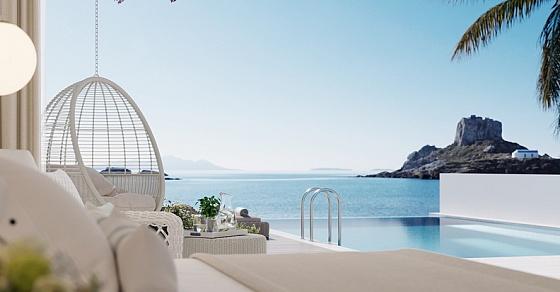 All inclusive: Сеть отелей Ikos Resorts пополняет свою коллекцию в Греции