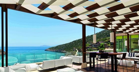 Крит: отдых в престижном Daios Cove Luxury Resort & Villas