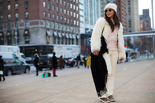 2014 celebrity winter fashion