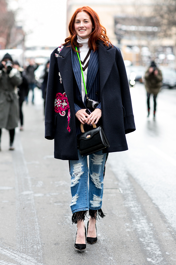 Платье пальто: 7 стильных идей от Сары Джессики Паркер, которая выглядит круто не только на экране новые фото