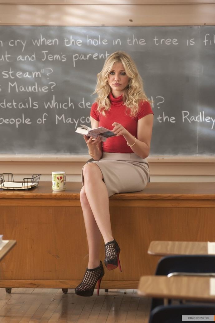 Самые сексуальные преподаватели