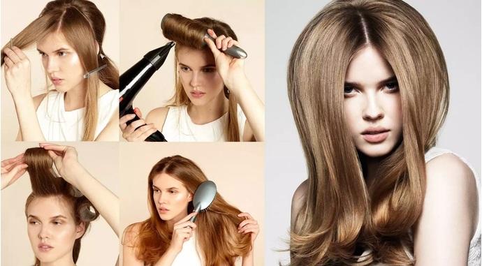 Моментальное восстановление поврежденных волос