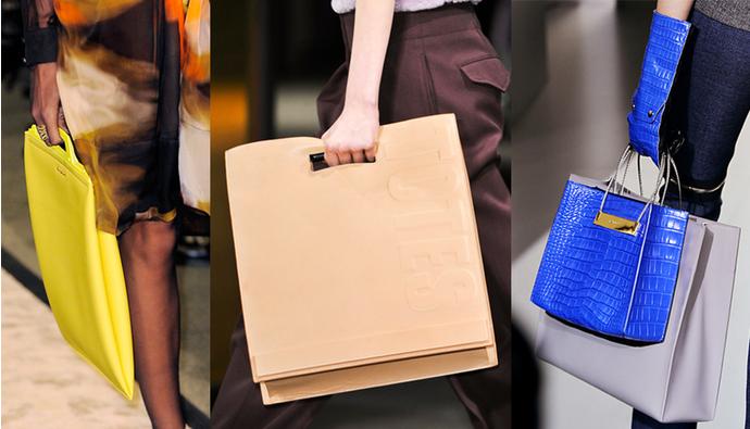 Белая сумка фото - modnayaorg