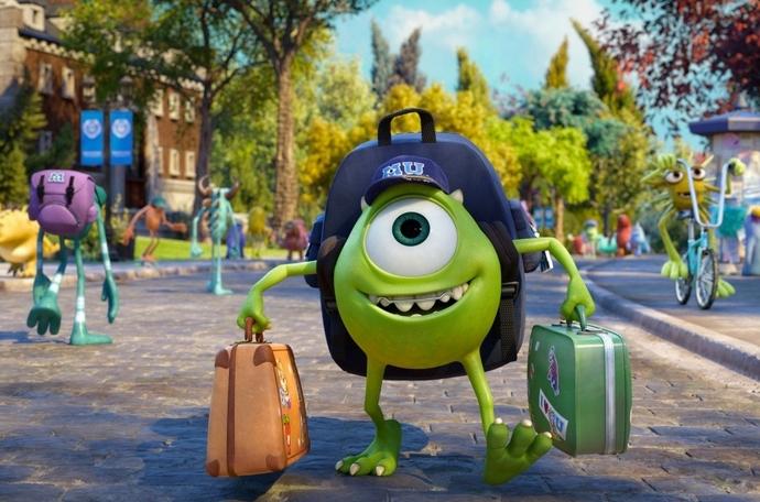 топ 10 лучших мультфильмов Pixar