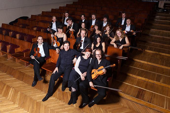 Скрипач Роман Минц выступит с украинским оркестром