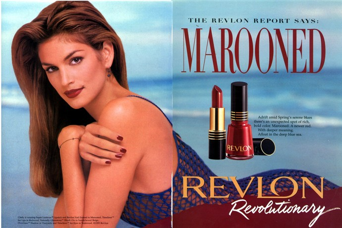 revlon ad analysis why does it Use them for class or group discussions or your own individual analysis of ads or what action is taking place in the advertisement and what significance does it.