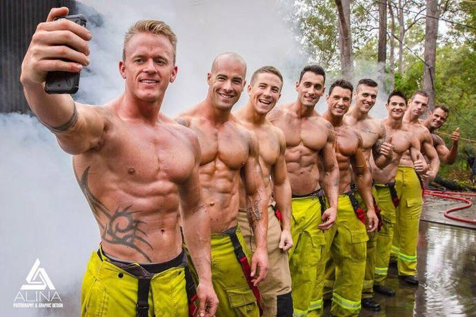 Online dating firefighters