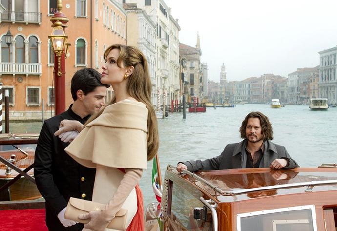 Секс фильм венецианские девушки
