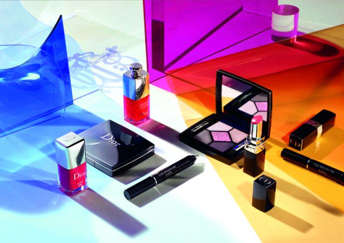 Весенняя коллекция макияжа от диор