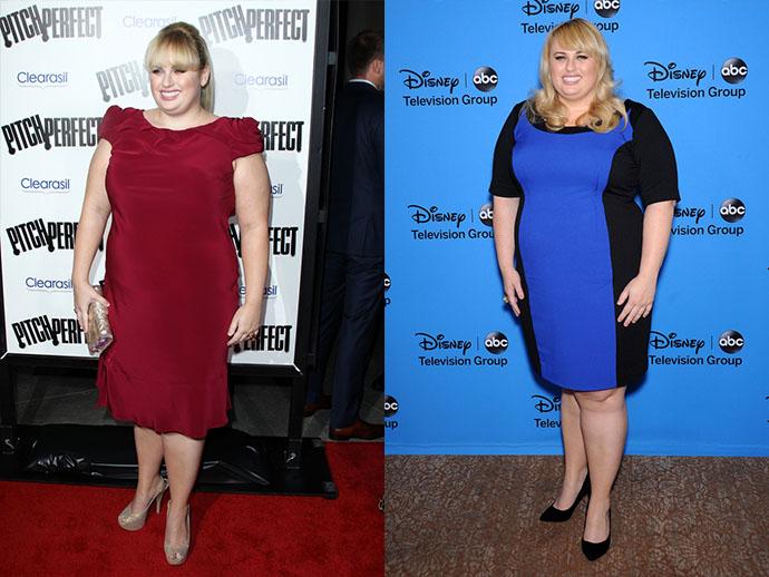 Актрисы с лишним весом