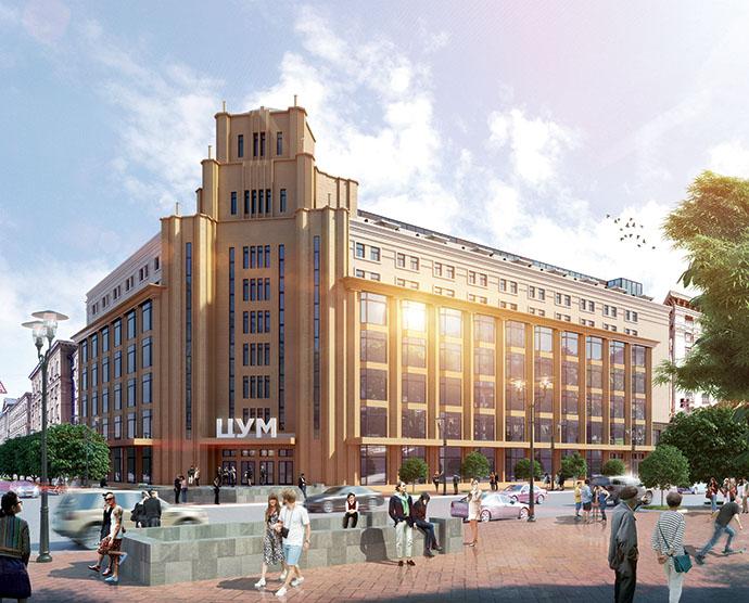 Escada Sport откроется в ЦУМ Киев ccd9149d42c