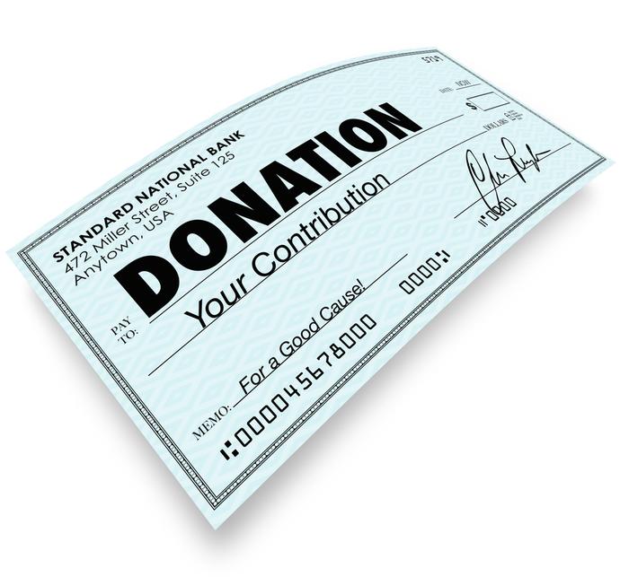 Donation gift