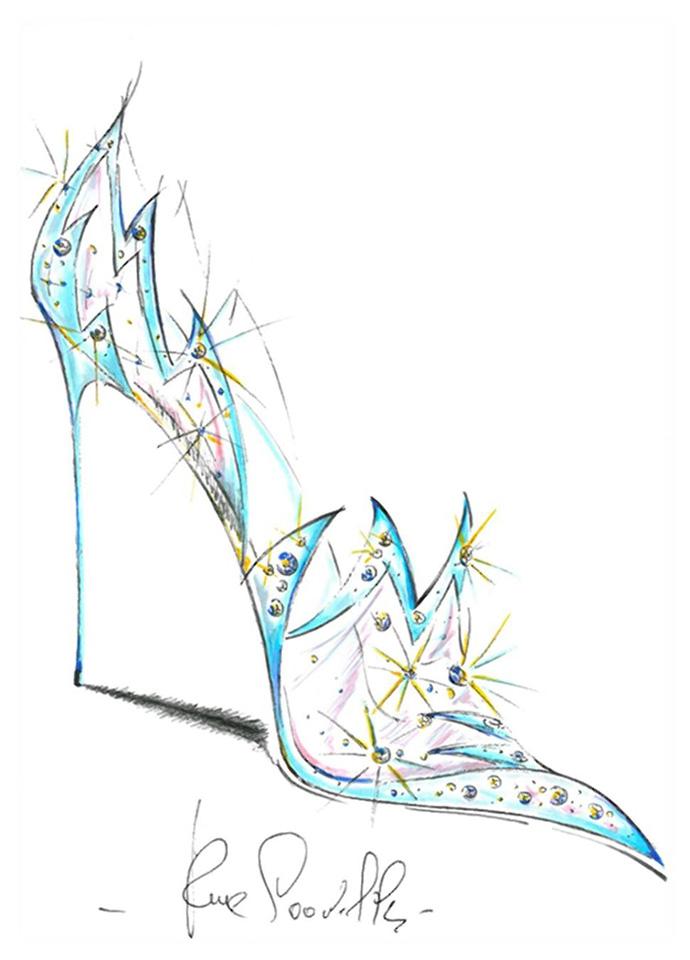 Картинки туфельки из сказки золушка, поздравления днем