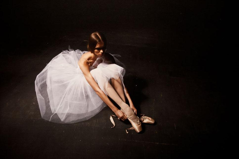 балерина фотосессия идеи что больше