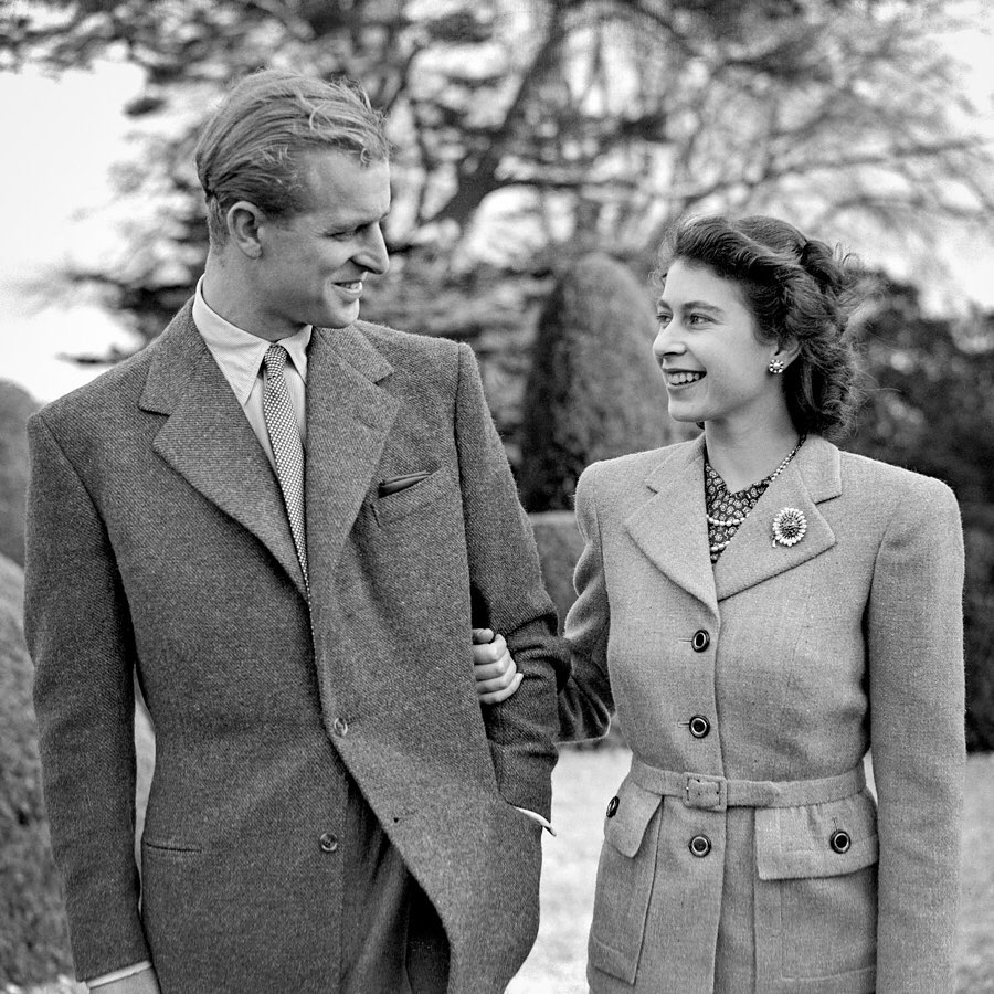 Елизаветы II и принца Филиппа