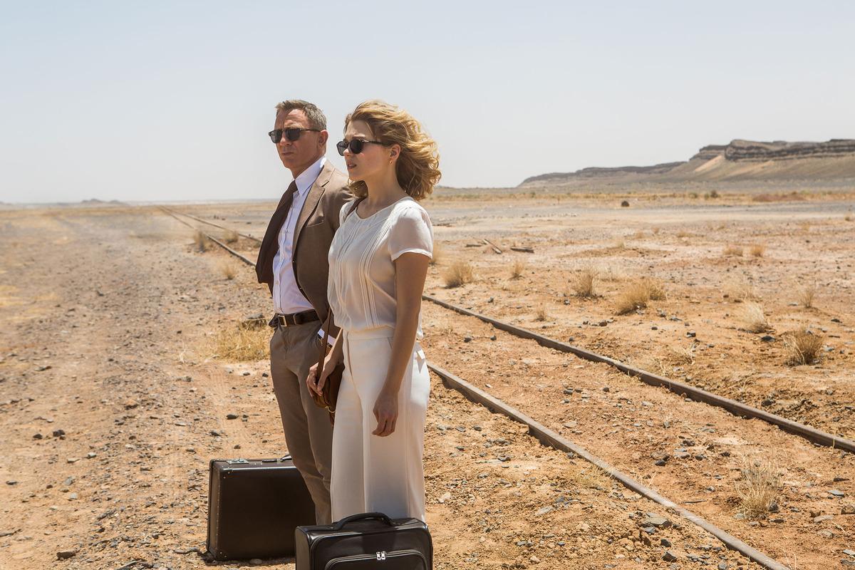 Стали известны детали сюжета нового фильма оДжеймсе Бонде