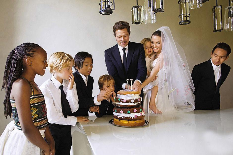 Развод Питта иДжоли: стало известно огромком решении артиста