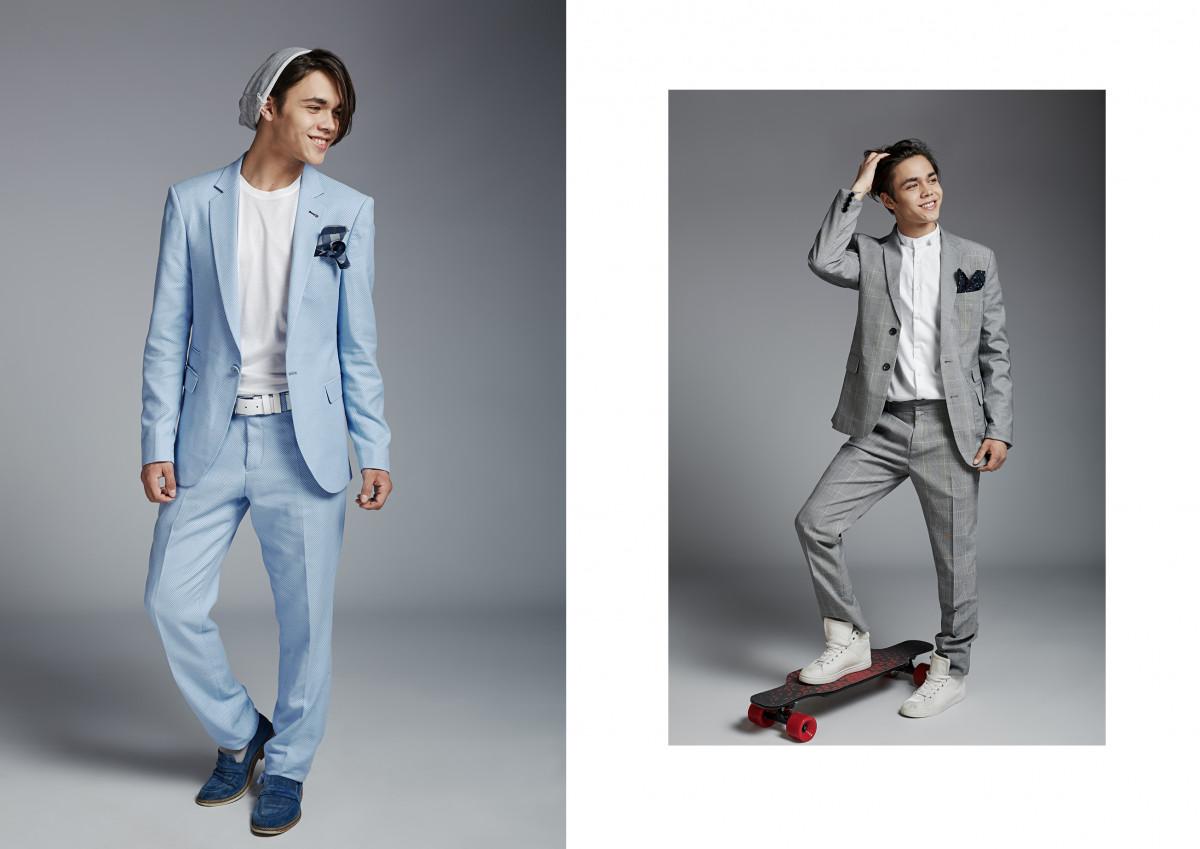 92aa6c937b01 На выпускной: Андре Тан представил коллекцию мужских костюмов
