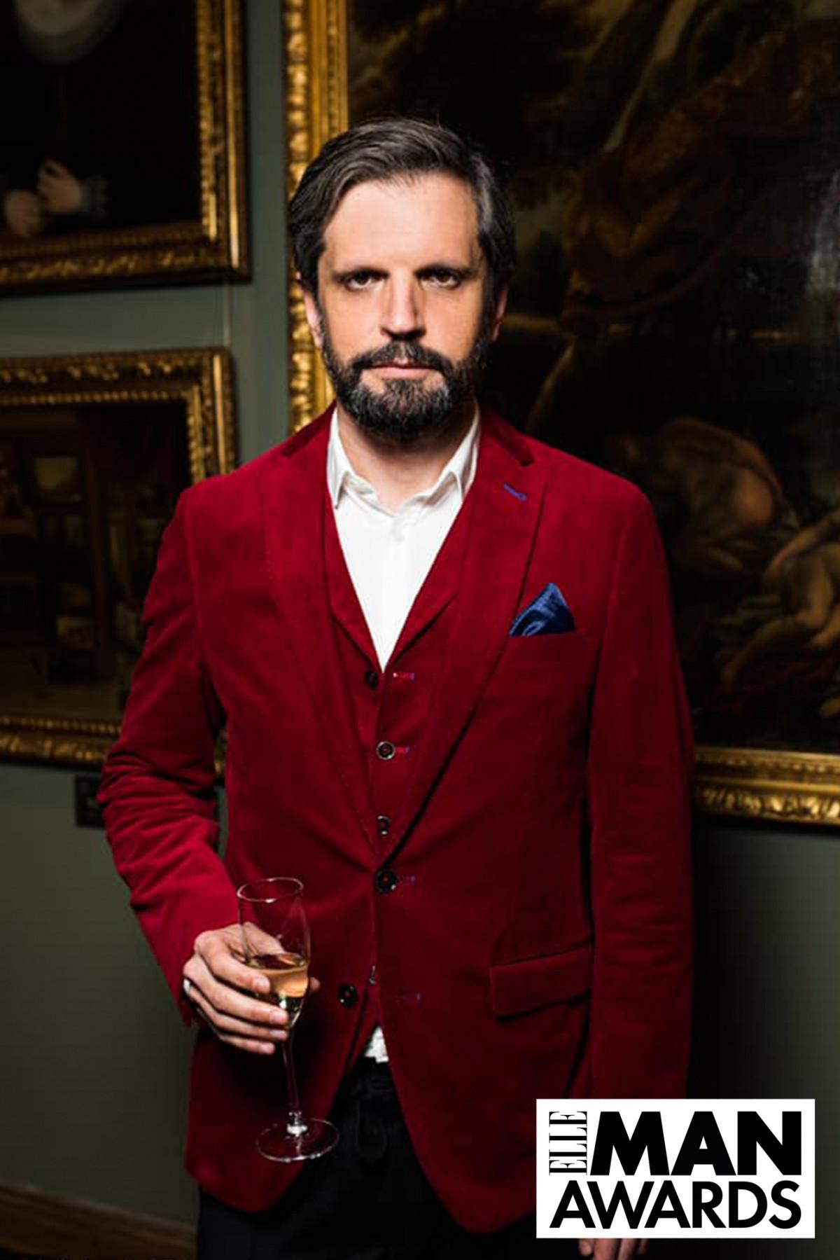 Алексей Гладушевский – победитель в номинации «Самый стильный мужчина страны» по версии редакции ELLE MAN Ukraine