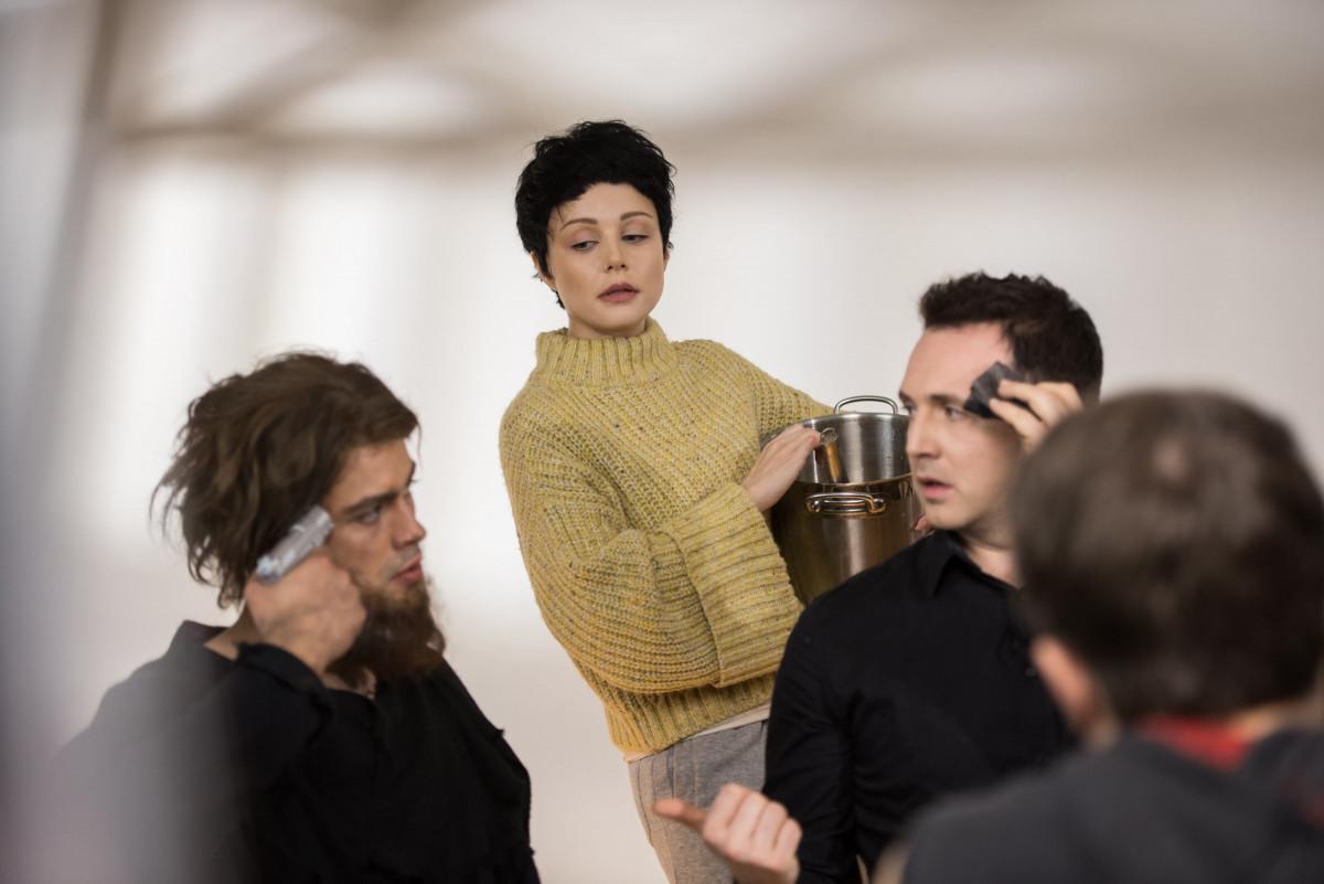 Тина Кароль снимается в кино вместе со своими бывшими. Афиша Днепра.