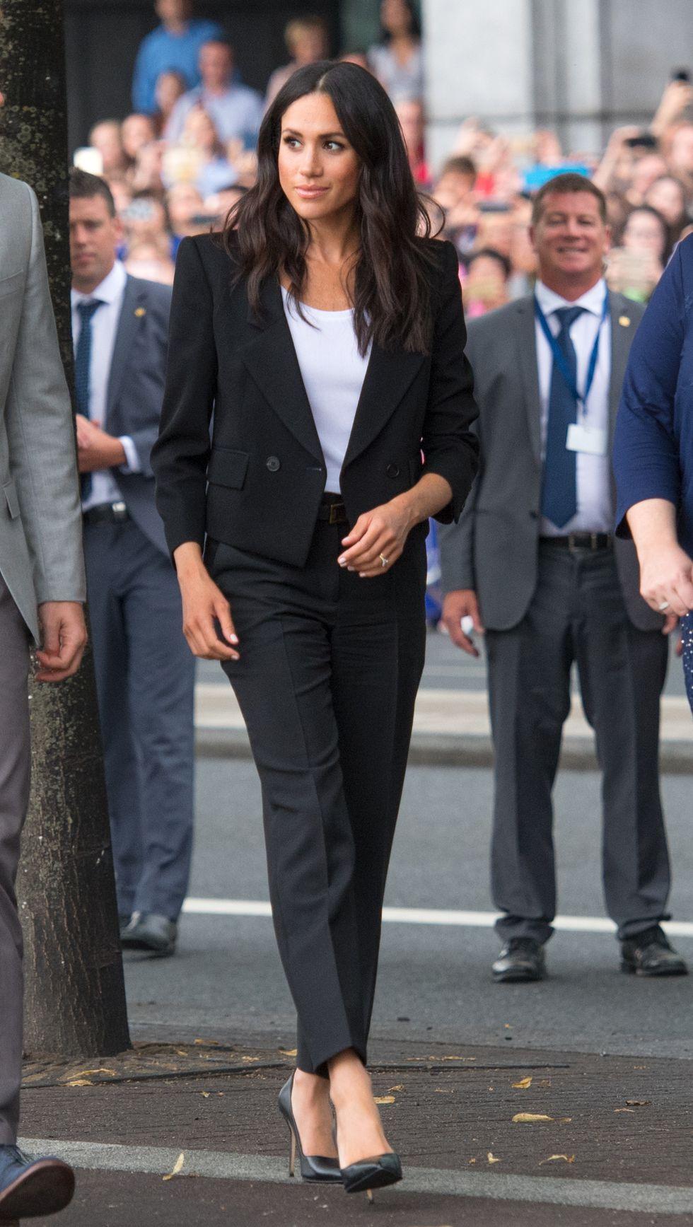 Королевский визит в Дублин