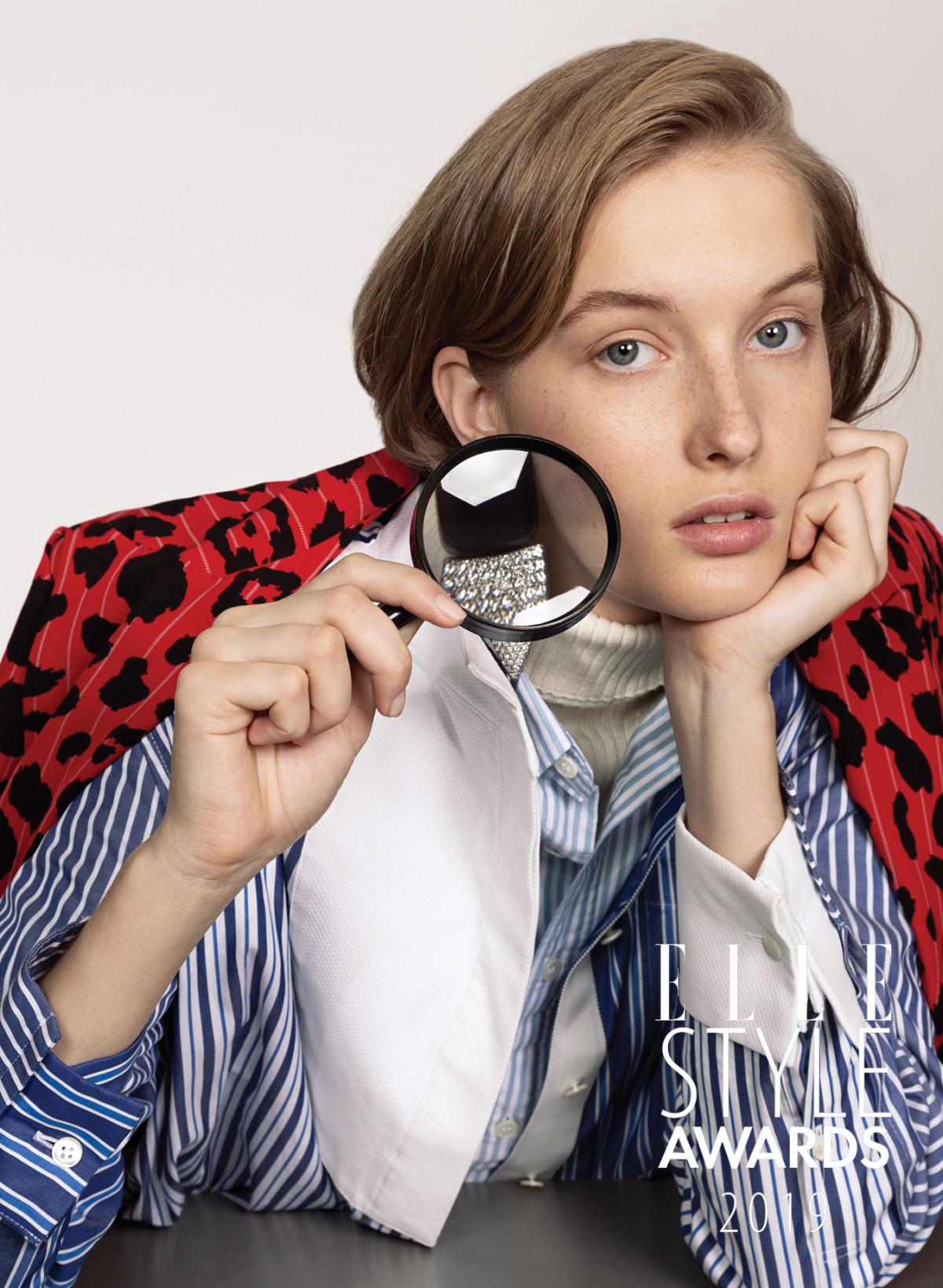 Катерина Зуб – победитель в номинации «Модель года»