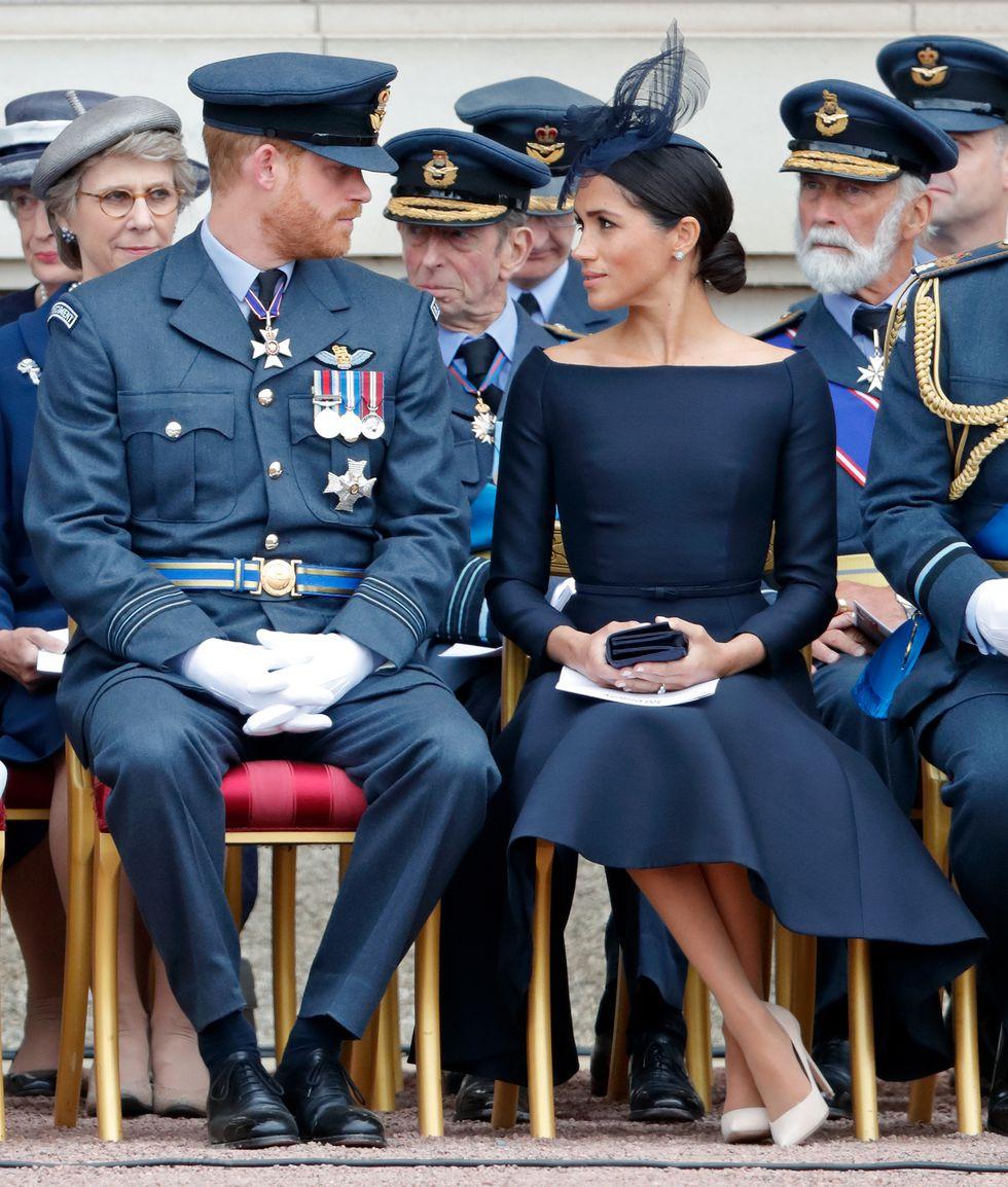 В день столетияКоролевских военно-воздушных силВеликобритании