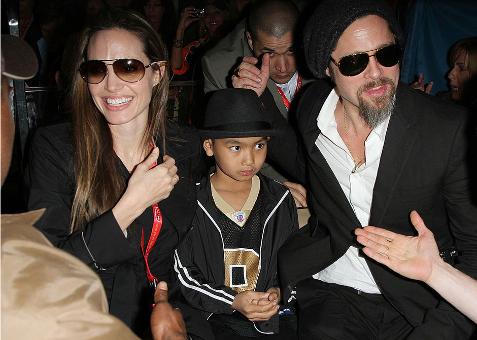 Maddox JoliePitt Says Mom Angelina Jolie Is A Wonder in