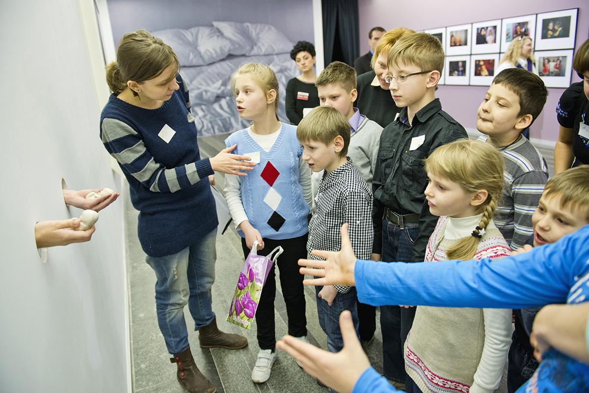 Занятие с детьми с особенностями развития в рамках образовательной  программы