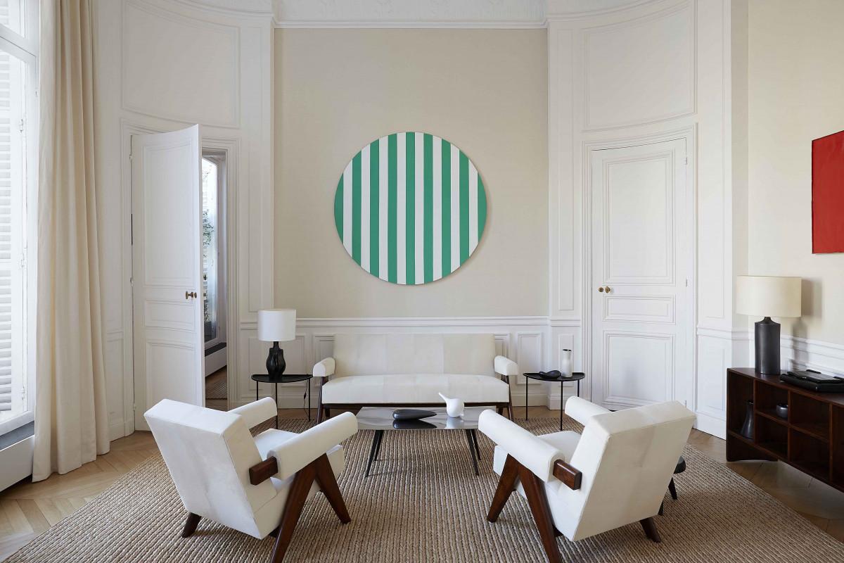 Creme de la creme: квартира мечты в Париже на 180 кв. м