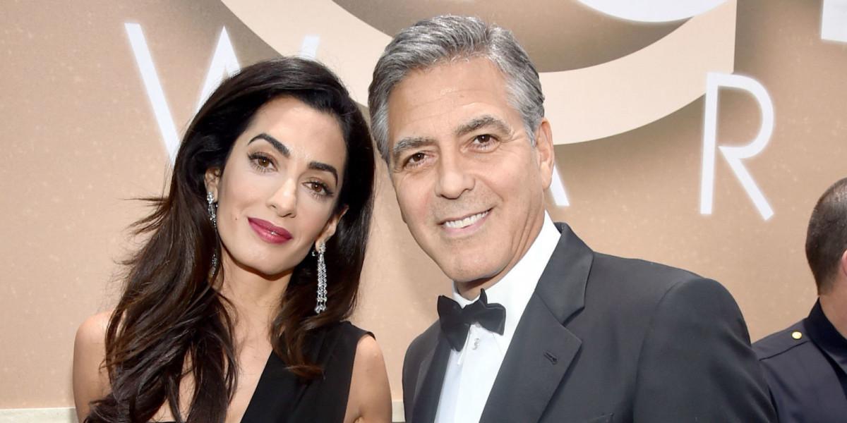 Тайная спутница Джорджа Клуни