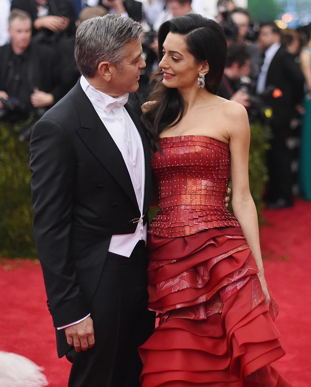 Родители Амаль Клуни поведали оноворожденных внуках