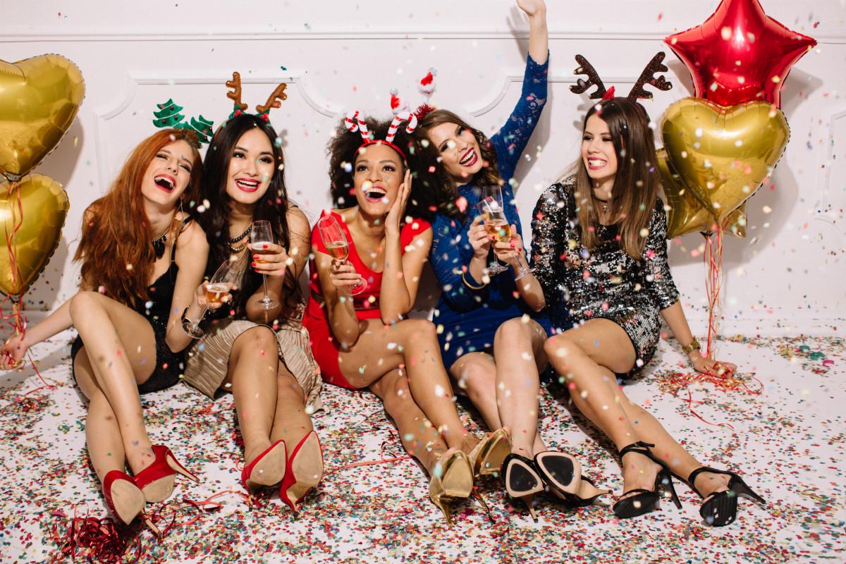 Секс наряд на новый год