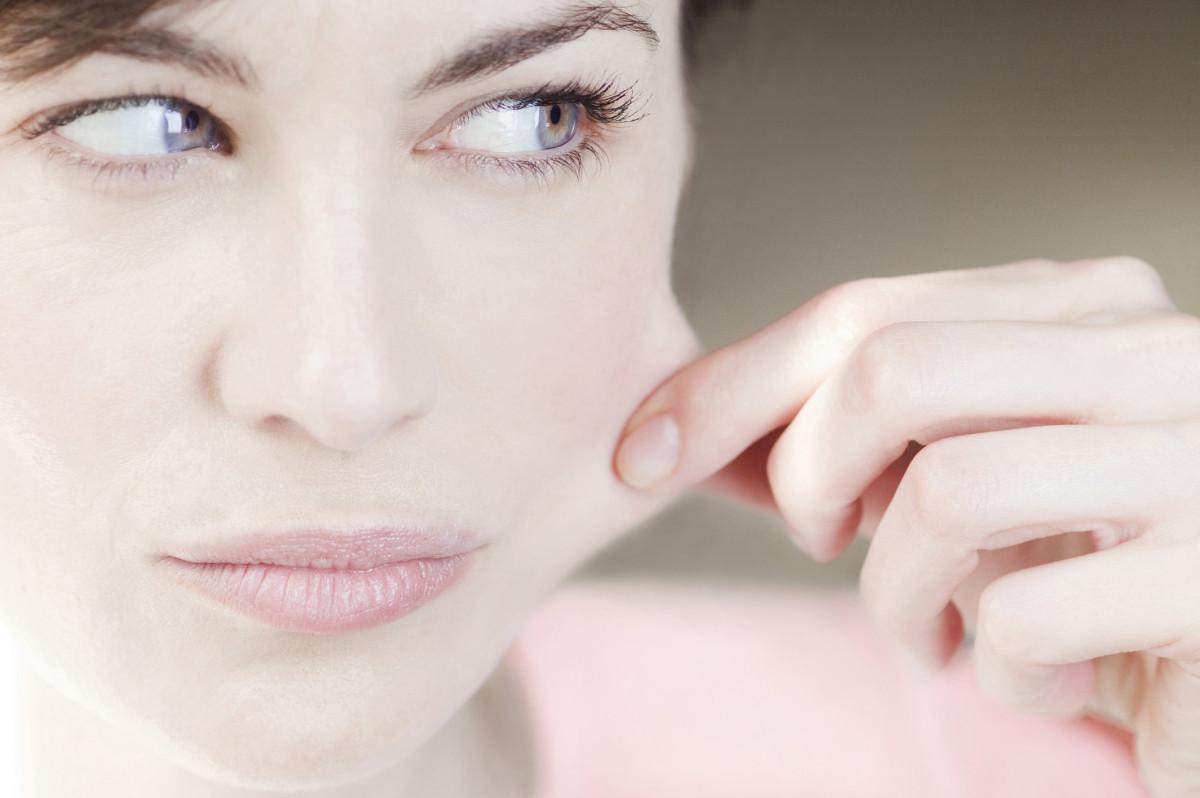 Морщины над верхней губой - как быстро и эффективно убрать 100