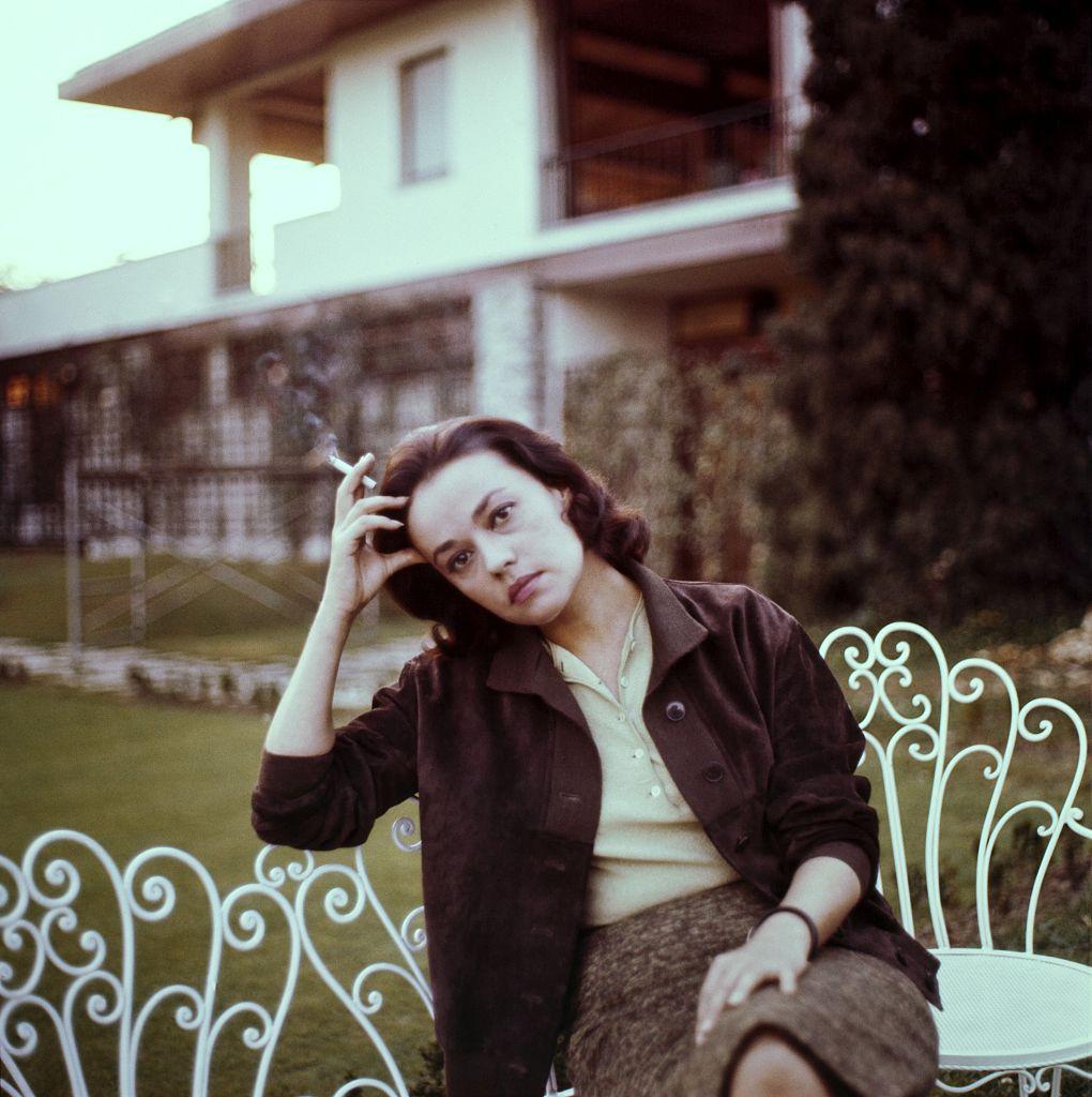 Скончалась великая французская актриса