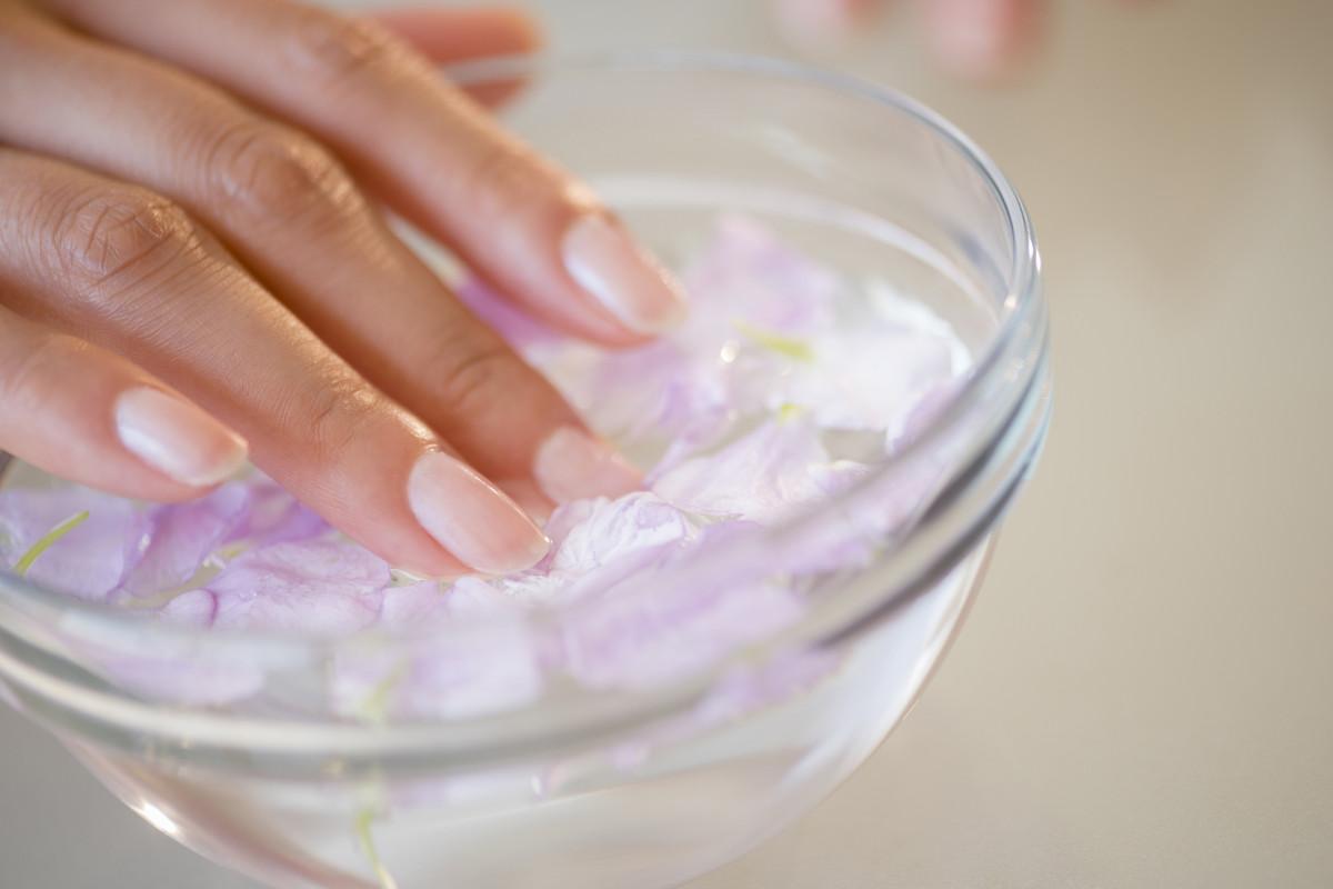 Маски для ногтями в домашних условиях 366