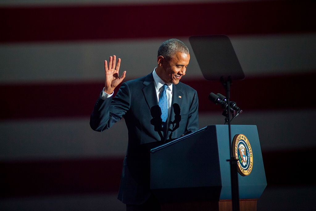 an examination of the speech of president barak obama in november 2008