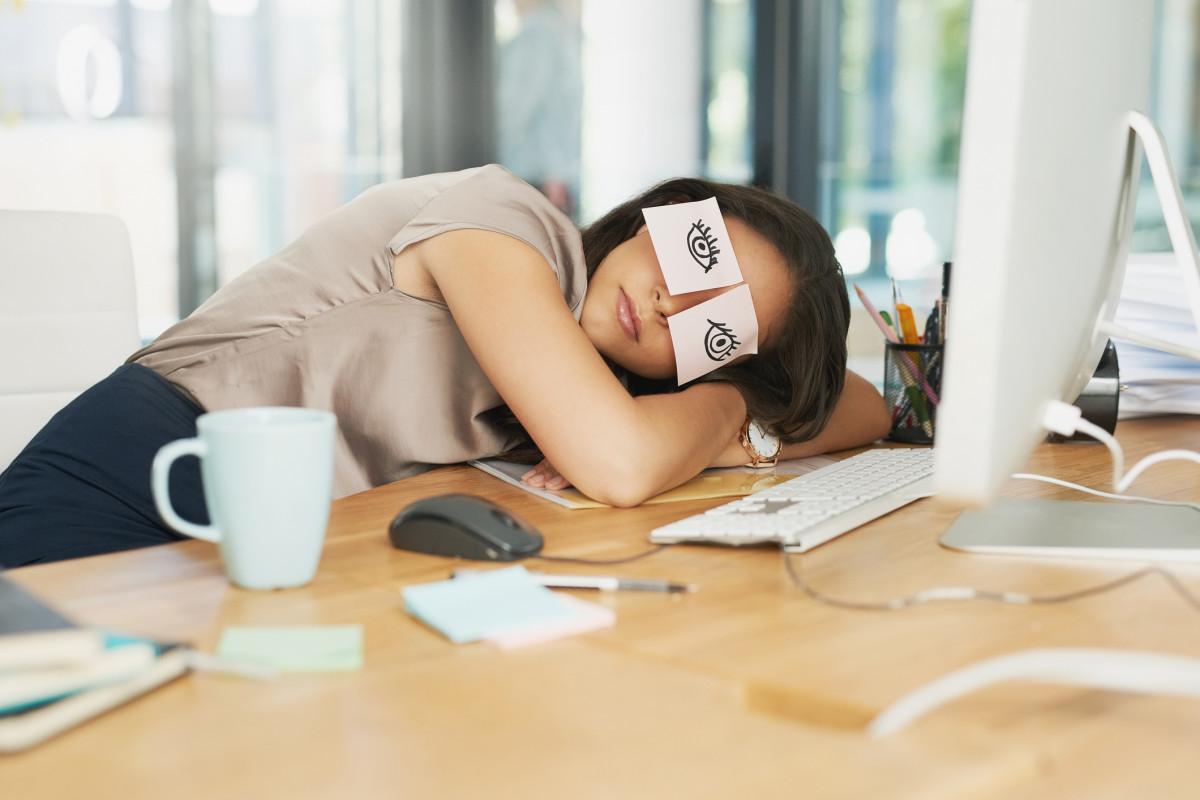 Картинка уставший от работы