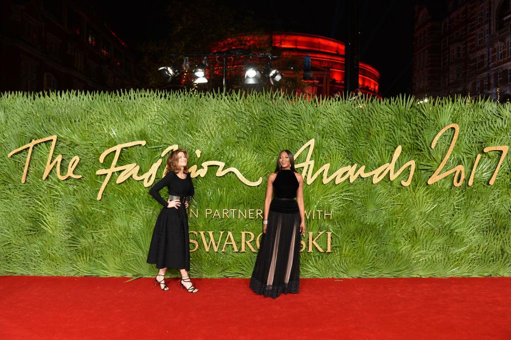 Встолице Англии  вручили награды Fashion Awards 2017— Названа модель года