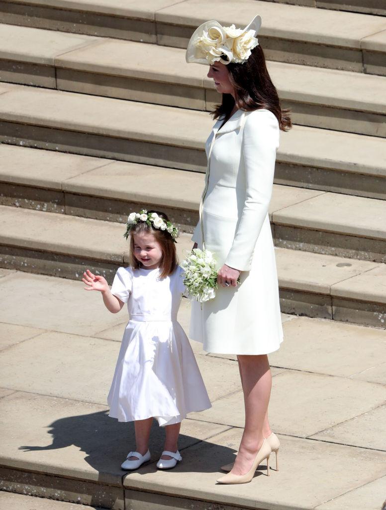 Кейт и Шарлотта