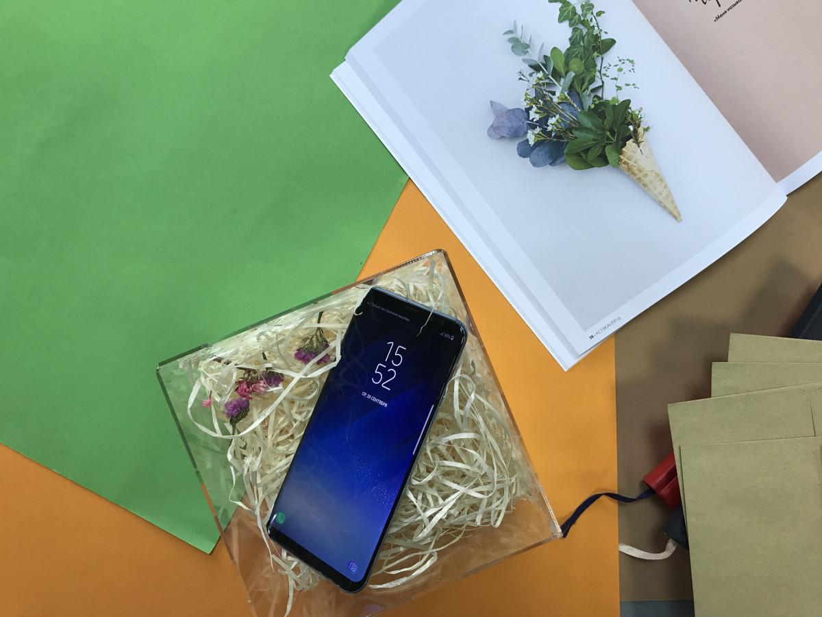 Владельцы Самсунг Galaxy S8 иNote8 смогут работать сLinux