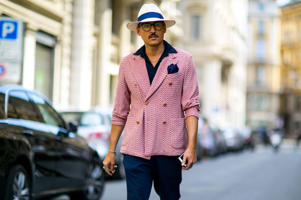 f64e8dbd302 Самые стильные мужчины Милана